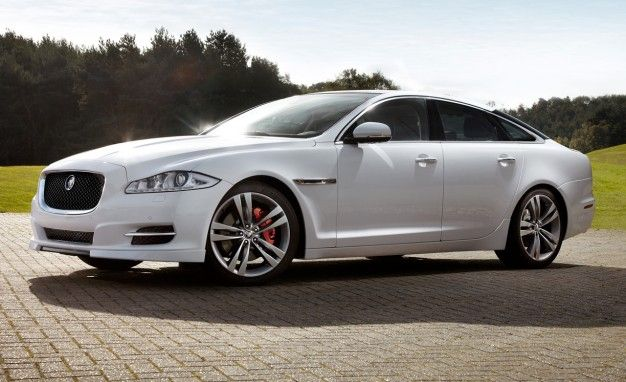 Jaguar Releases Sport and Speed Performance Packages for Supercharged XJs
