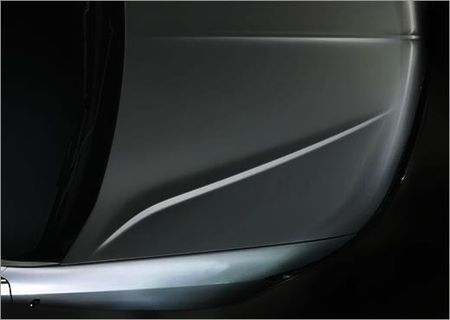 2013 Lincoln MKS Hood Revealed Ahead of L.A. Debut