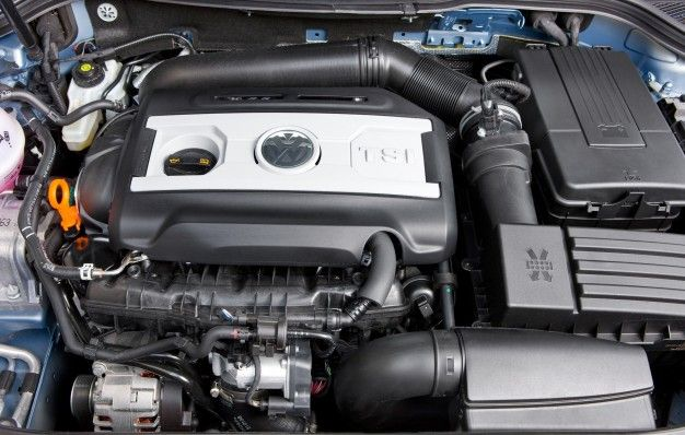 Volkswagen to Replace Inline-Five with 1.8-Liter Turbo Four in the U.S.