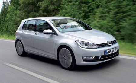 2013 Volkswagen Golf MkVII Rendered, Again: Styling Comes Into Focus