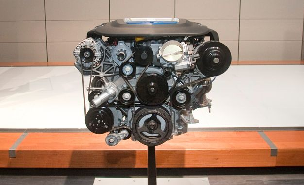 Verging on Immortal: The Chevy/GM Small-Block V-8 Strives to Last Forever (And We Help Build the 100 Millionth Example)
