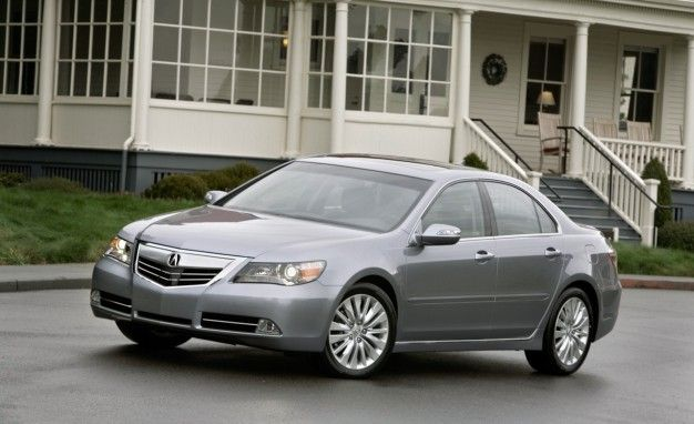 Acura RL Replacement Coming in April, TL or TSX To Get Axed