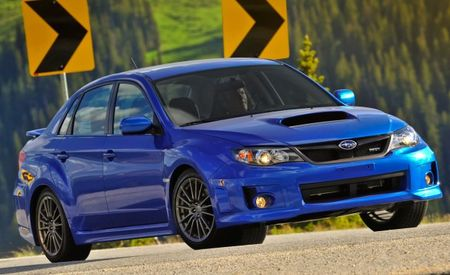 Confirmed: Next-Generation Subaru WRX Will Have Turbocharged 2.0-Liter Flat-Four