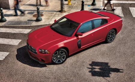 2012 Dodge Charger Redline Previews Mopar Upgrades for R/T (Including 590-Horse 426 V8)