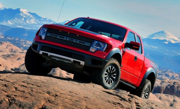 Ford SVT: Raptor on the Rocks and Celebrating 20 Years