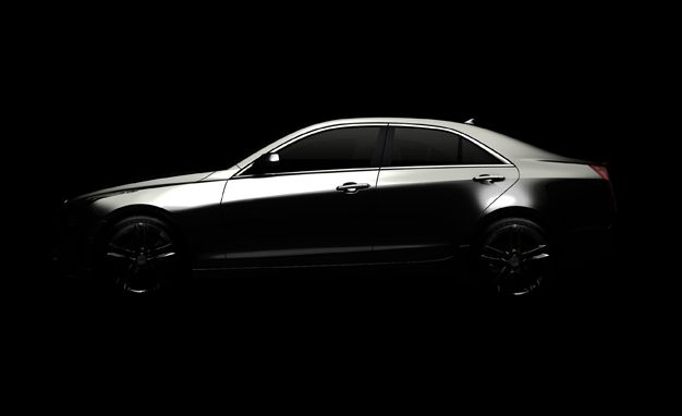 2013 Cadillac ATS Confirmed for 2012 Detroit Show; Production Begins Next Summer