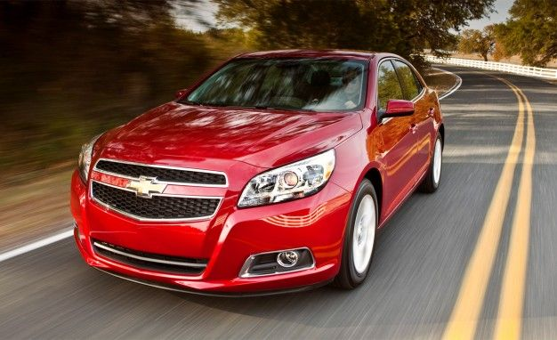 Chevrolet: Malibu to Offer Turbocharged Four-Cylinder