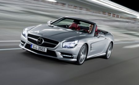 Mercedes-Benz to Launch 2013 SL65 AMG in April [New York Auto Show]