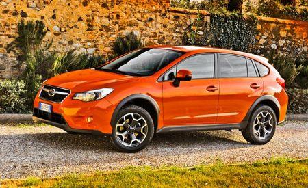 2013 Subaru XV Crosstrek Priced From $22,790 with Manual, $23,790 with CVT