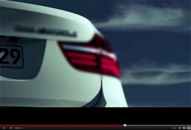 BMW Teases High-Powered X6 M Diesel
