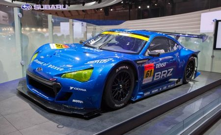 Subaru Tecnica International to Race Subaru BRZ in 2012 Super GT Series