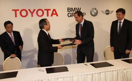 Toyota and BMW Move Forward Developing Lithium-Ion Batteries