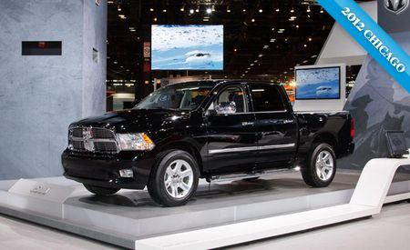 2012 Ram Laramie Limited is Brand's New Flagship, Debuts in Chicago