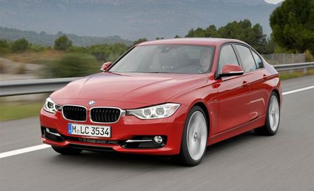 2012 BMW 3-Series Fuel-Economy Ratings Out, 328i Scores 36 MPG Highway