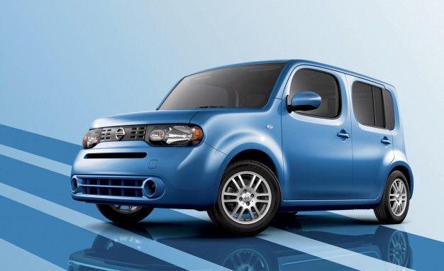 "Nissan Introduces Special-Edition ""Indigo"" Cube that Isn't Indigo Blue"