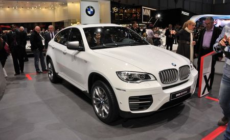 BMW M Performance Line: Tri-Turbo Diesel 5-series, X5, X6 for Europe and Power Packs for U.S. X6