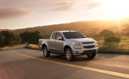 Chevrolet Colorado Pickup Still Coming to the U.S., Launch Date Was Never Firm