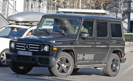 The Geländewagen Lives: Mercedes-Benz G-class Face Lift and New G63 AMG on the Way