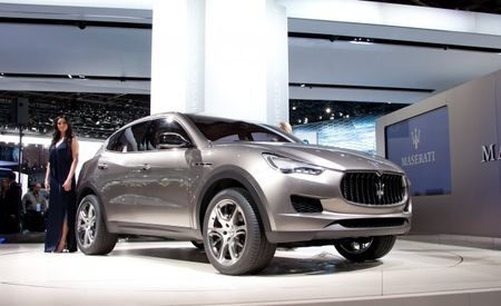 Maserati to Launch Three Products in Next 24 Months