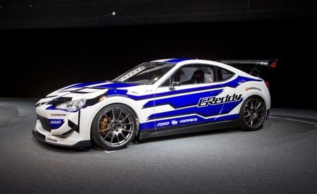 Scion Unveils 600-HP, Turbocharged FR-S Drift Car in Detroit