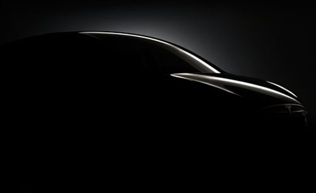 Tesla Teases Model X Crossover Ahead of February 9 Debut