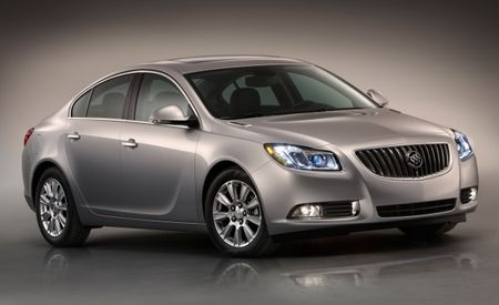 2013 Buick Regal: eAssist Hybridization Standard for Base Car, GS Adds Automatic Option