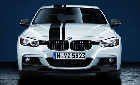 BMW Announces M Performance Parts Accessory Division; What Makes It Different? [Geneva Auto Show]