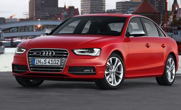 Quick Spin: Refreshed 2013 Audi A4/S4 Driven