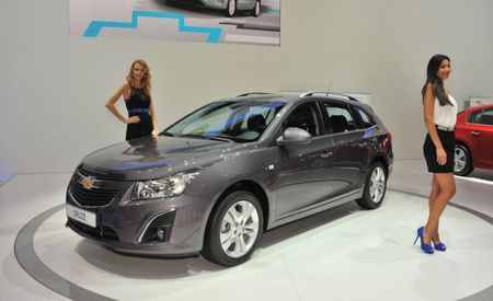 Chevrolet Cruze Wagon Announced, Could Come Here But Hatch Is More Likely [Geneva Auto Show]