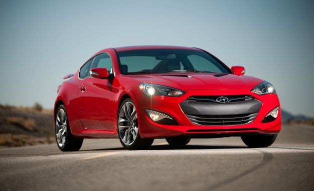 Hyundai Prices 2013 Genesis Coupe From $25,125; 2012 Azera From $32,875; Increases For Both Cars