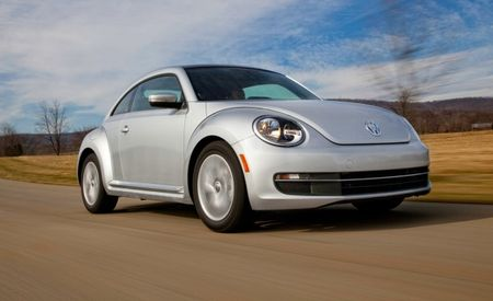 2013 Volkswagen Beetle TDI Diesel Coupe Priced from $24,065