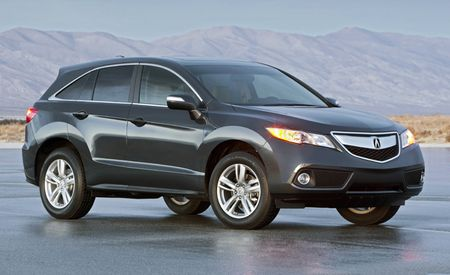 Acura to Bring Updated RDX to 2015 Chicago Auto Show