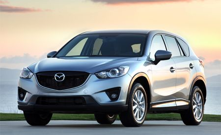 2013 Mazda CX-5 Crossover Priced from $21,490