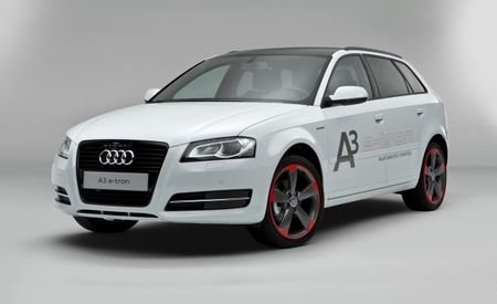 Audi Announces U.S. A3 e-tron Pilot Program; R8 e-tron Likely to Be a Limited Lease