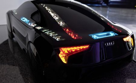 Future Audi Assistance and Lighting Tech to Include Stop-and-Go Lane Keeping and OLEDs