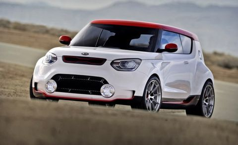 Hamster Tease Kia To Introduce Turbocharged Soul Hatchback This