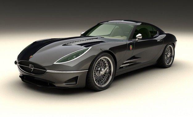 Jaguar XKR-Based Lyonheart K Pays Homage to E-Type, Updates Vizualtech Growler E
