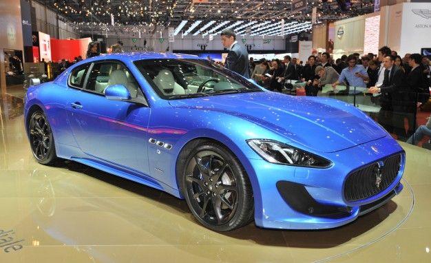 Maserati granturismo sport hp