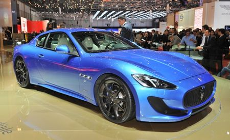 Maserati Reveals Revised GranTurismo Sport with 460 hp [Geneva Auto Show]