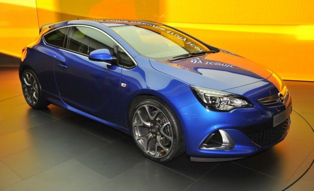 Opel Astra OPC Debuts, Could Spawn a Three-Door Buick [Geneva Auto Show]