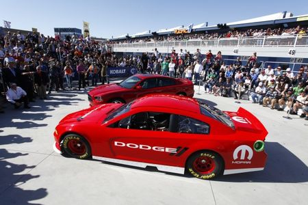 Dodge Pulling Out of NASCAR After 2012 Season