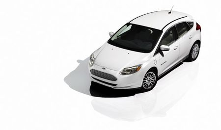Ford Focus Electric Certified at 105 MPGe Combined