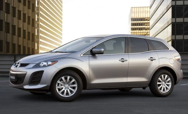 190,000 Mazda CX-7 Crossovers Recalled for Possible Suspension Corrosion, Failure