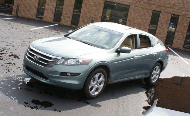 Honda Set to Debut 2013 Crosstour Concept [New York Auto Show]