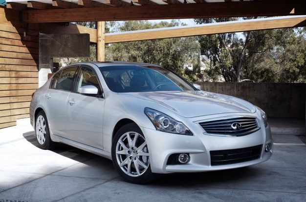Infiniti Trademarks G35h, G30t, and G22d; Hybrid Likely for 2014, Diesel and Turbo Models Possible