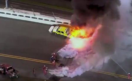 2012 Daytona 500: Hopes and Dreams and Fiery Things