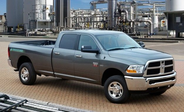 Ram Announces Natural-Gas-Powered 2500 HD Pickup