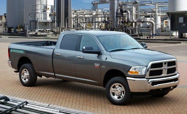 Ram Announces Natural-Gas-Powered 2500 HD Pickup