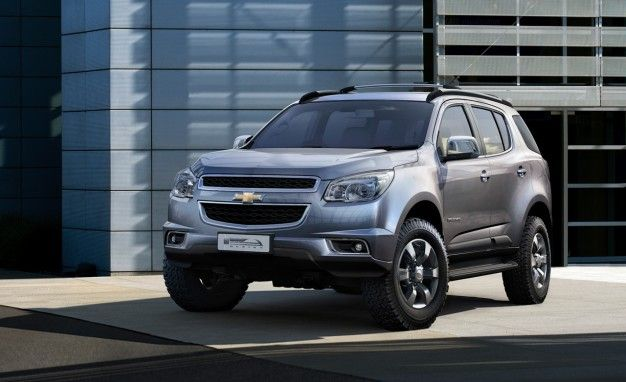 Internationally Known: Return of the Chevrolet TrailBlazer