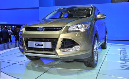 Escape to Europe: Ford Kuga Unveiled for the Continent [Geneva Auto Show]